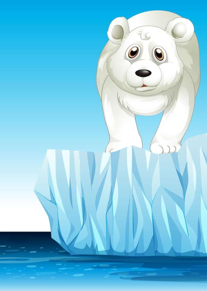 Jestem niedźwiedziem polarnym!