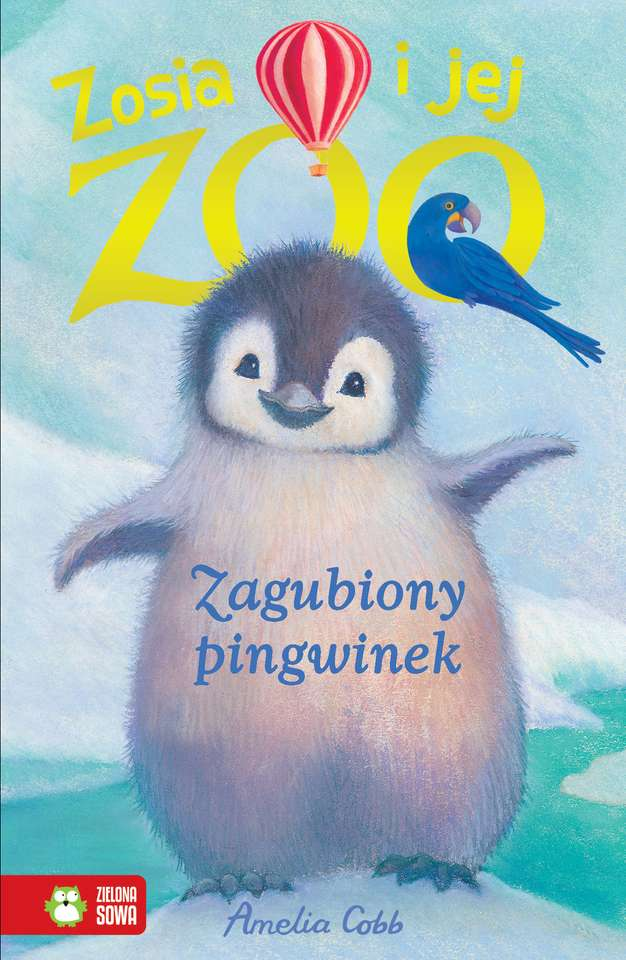 Zagubiony pingwinek