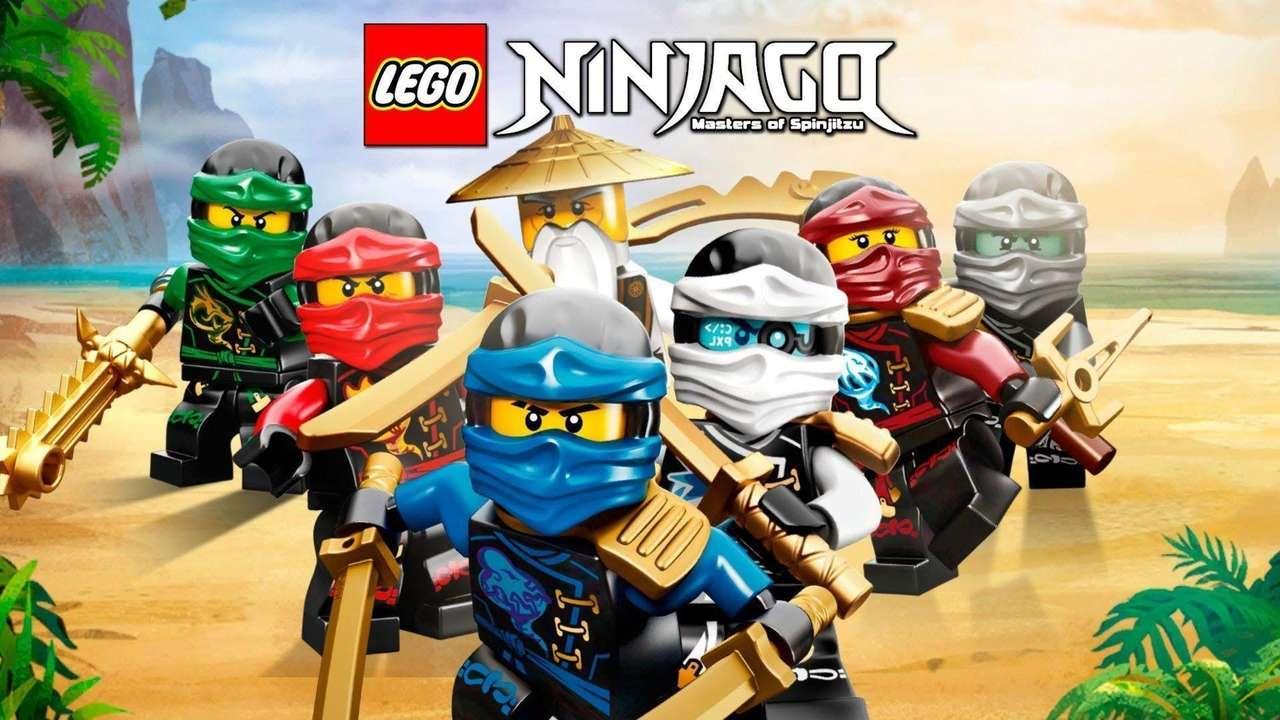 Zagadka Ninjago 2