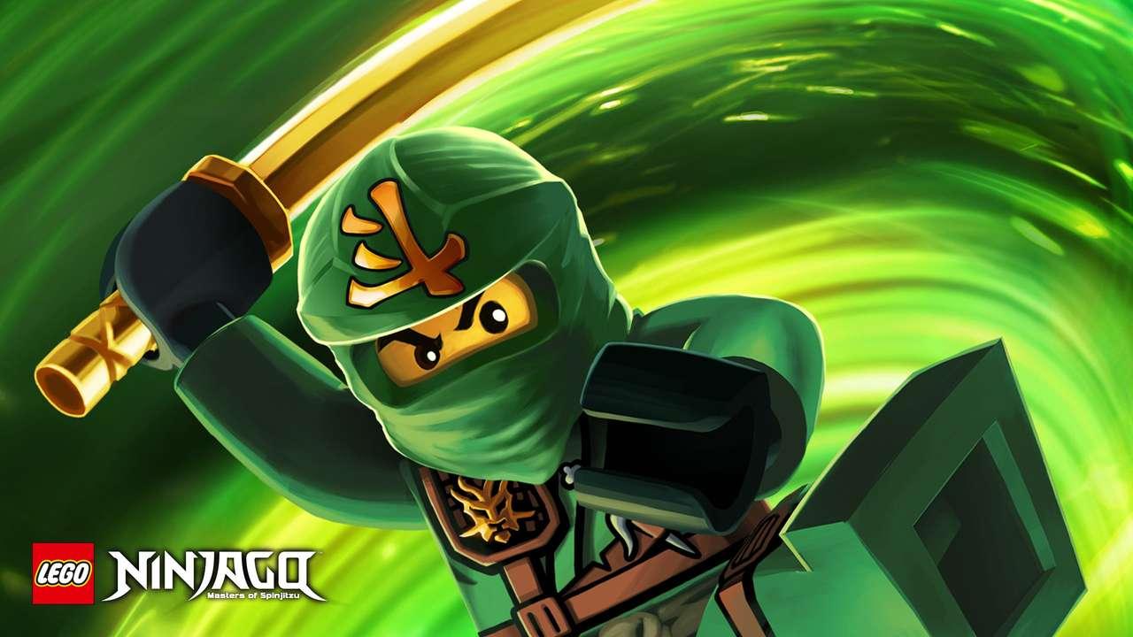 ninjago Lloyd