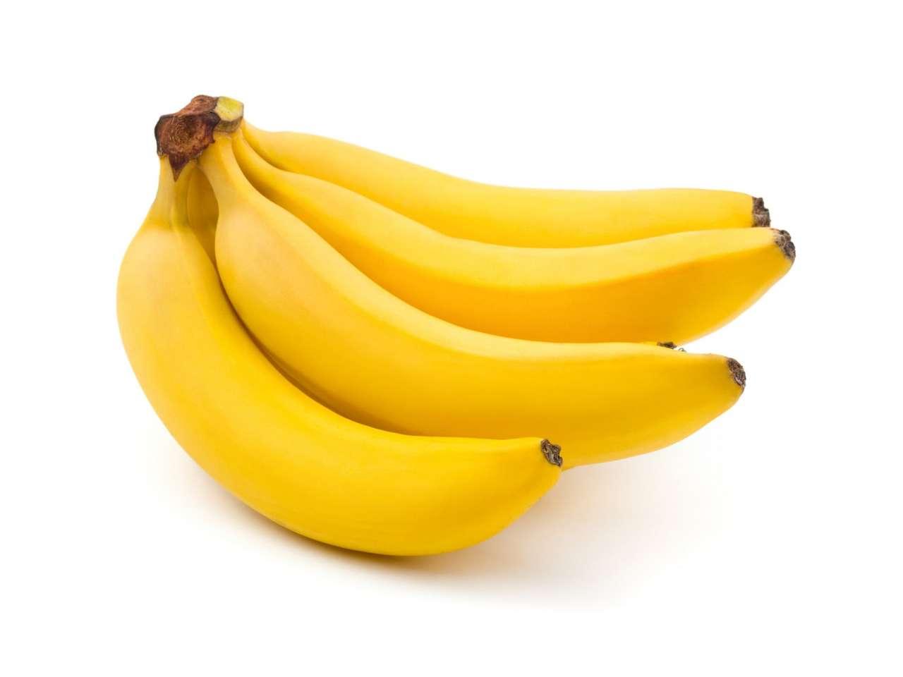 um cacho banana
