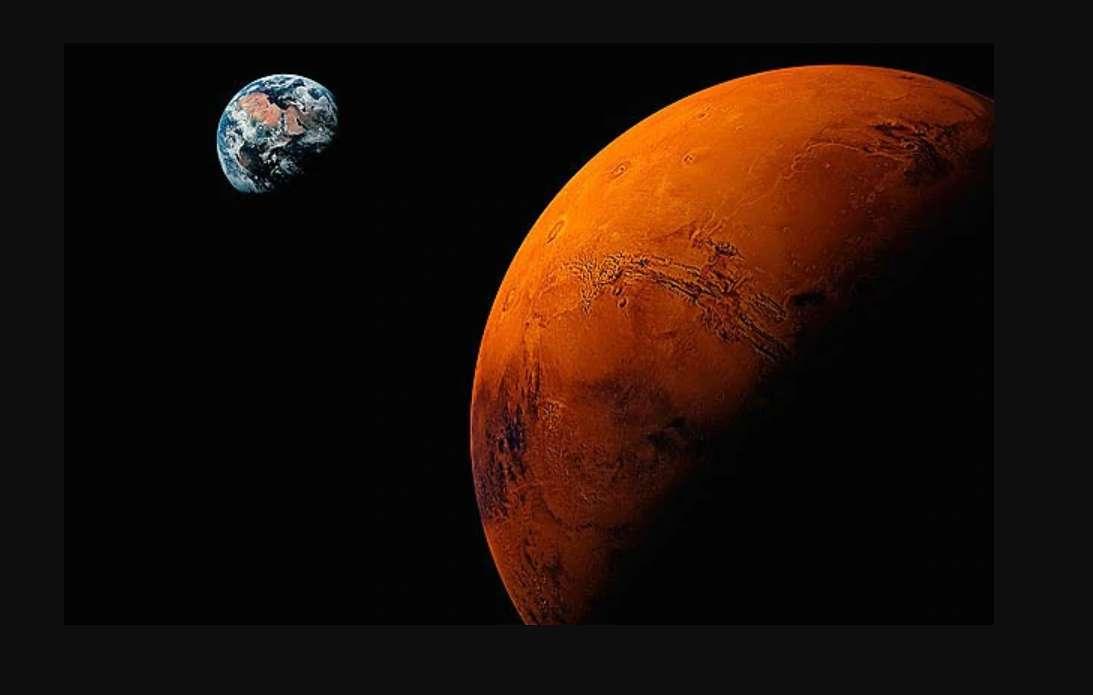 Perspektywa Marsa
