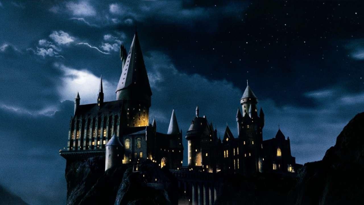 Hogwart Harry Potter