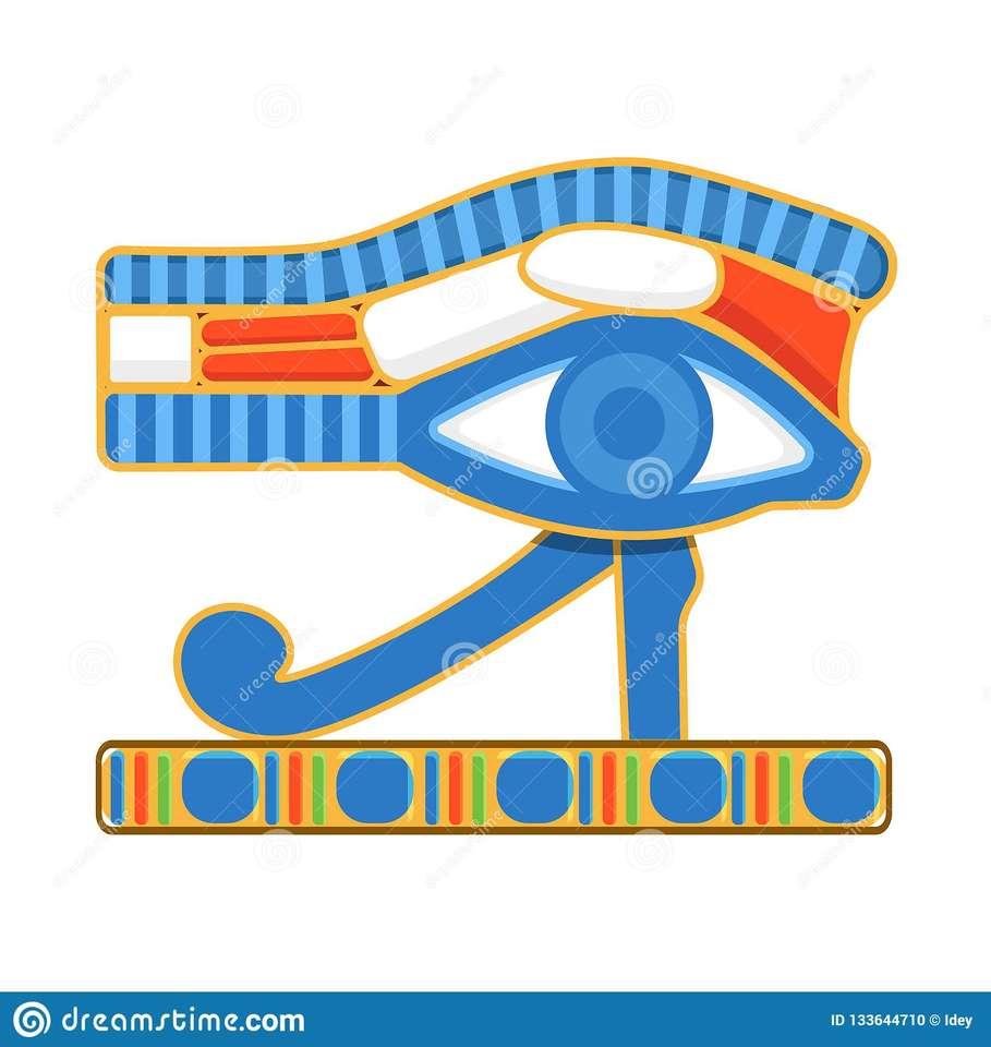 Hieroglify oko