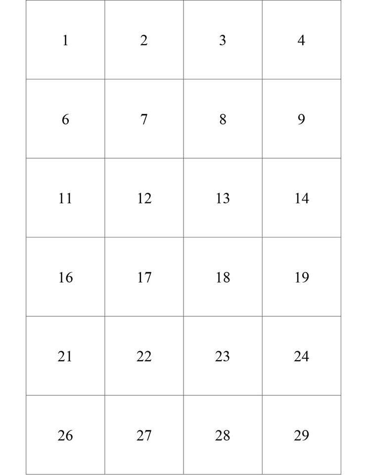 prueba 6 puzzle ze zdjęcia