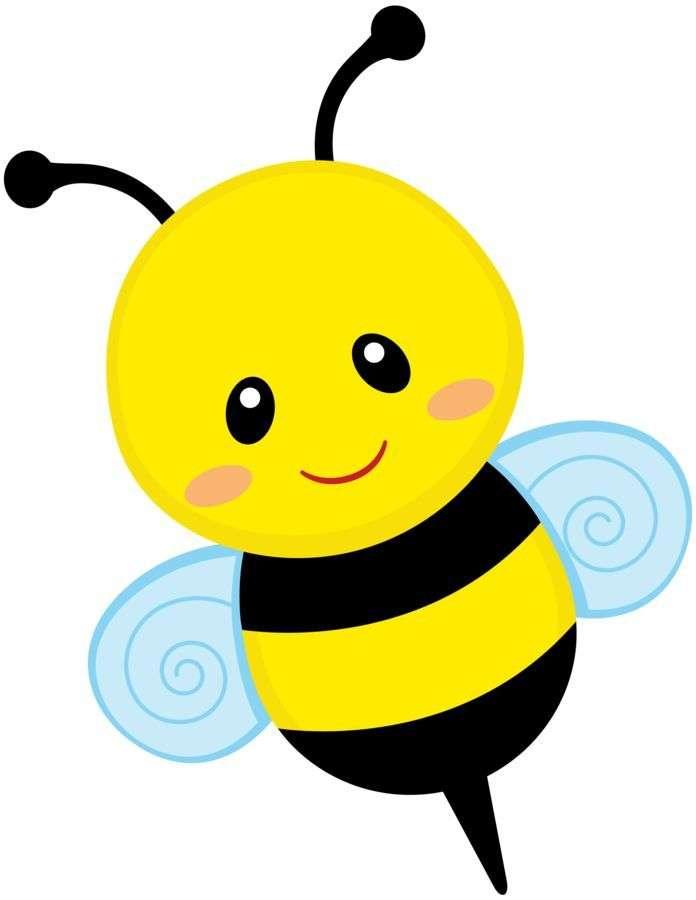 Pszczoła puzzle