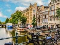 Amsterdam puzzle