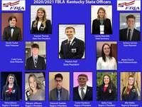 FBLA 2020-21 oficerowie państwowe