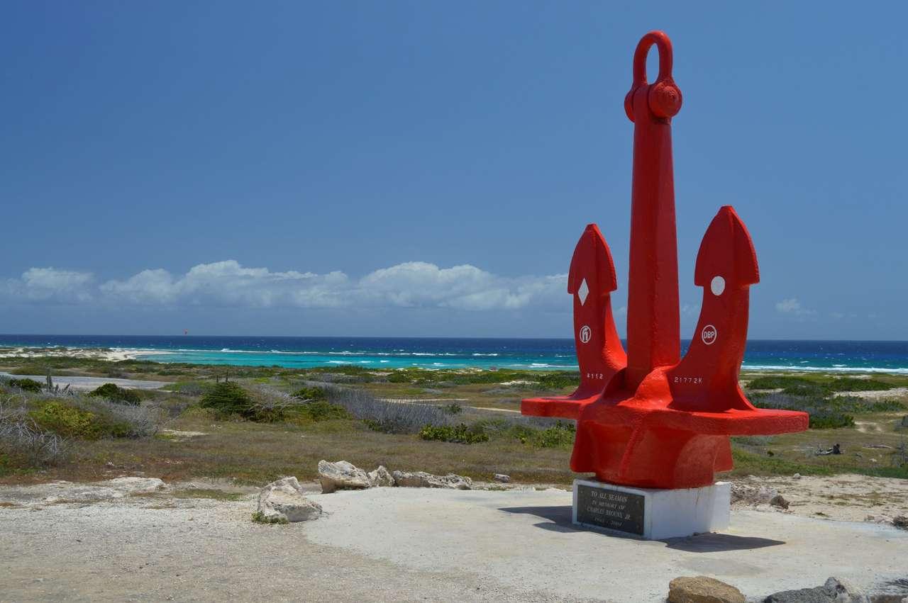 Puzzle testowe Aruba.