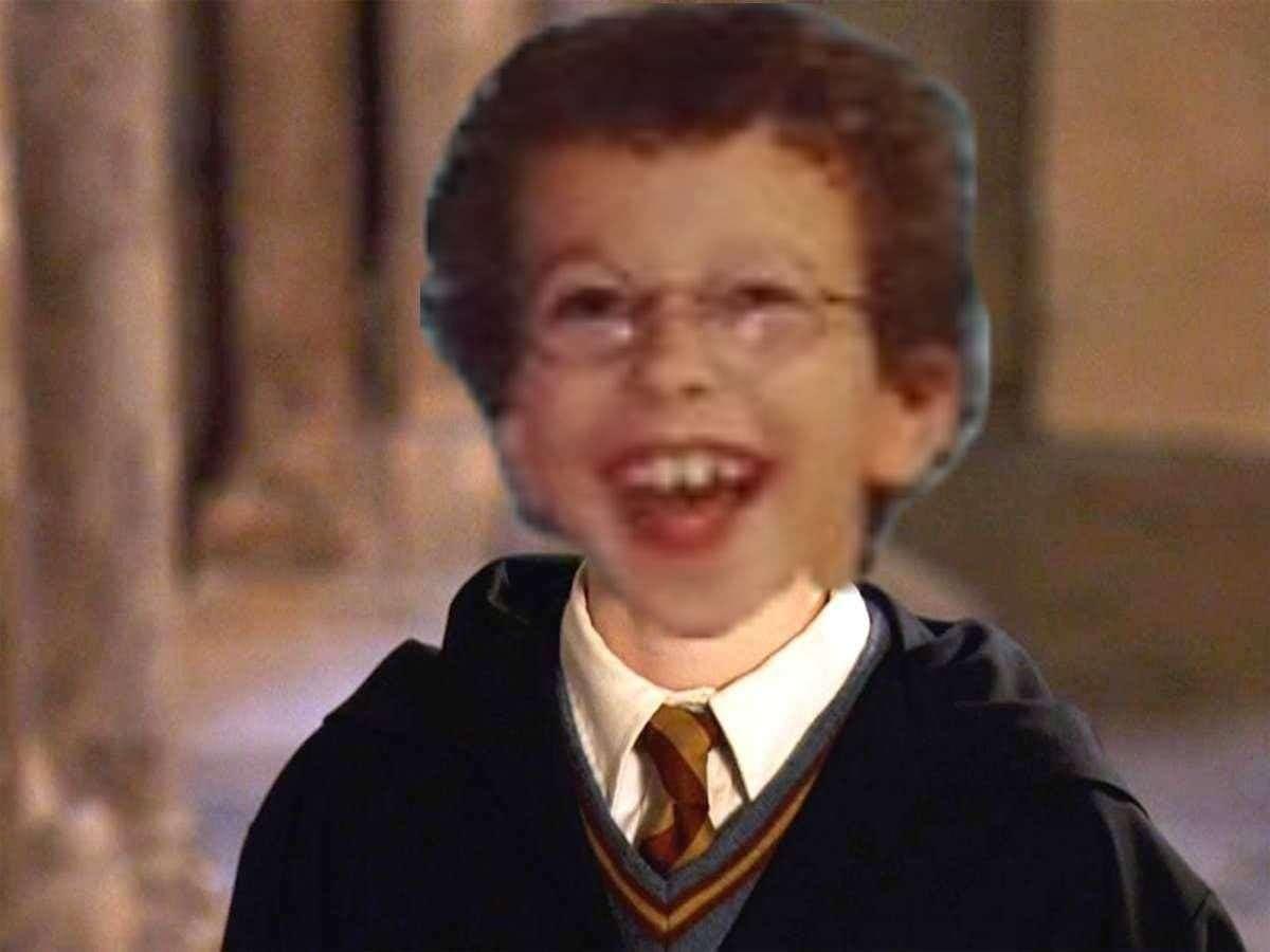 Ienny Potter.