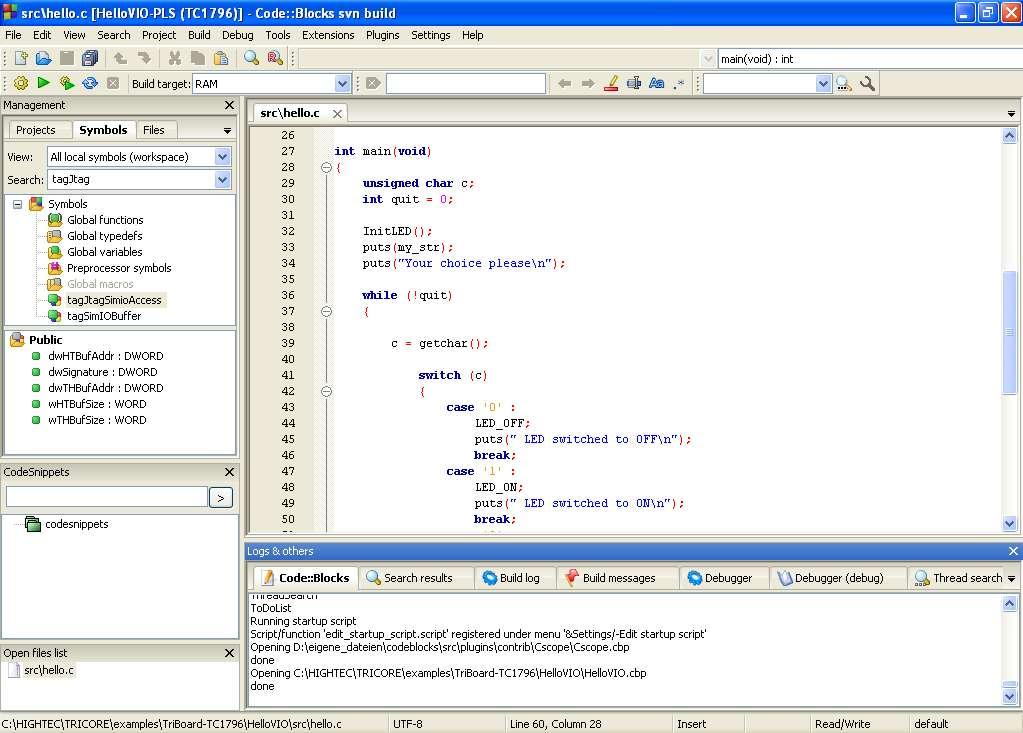 CodeBlocs