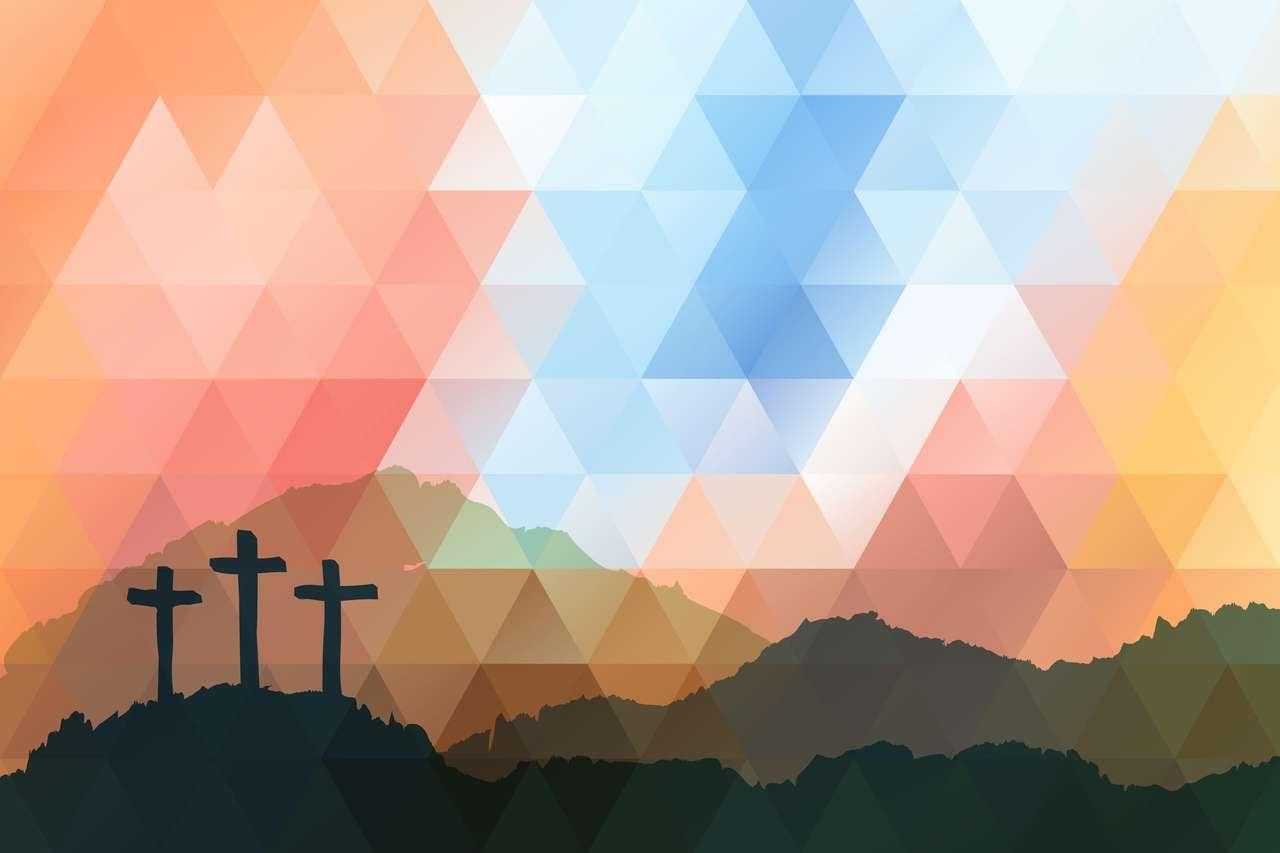 Abstrakcyjna droga krzyżowa
