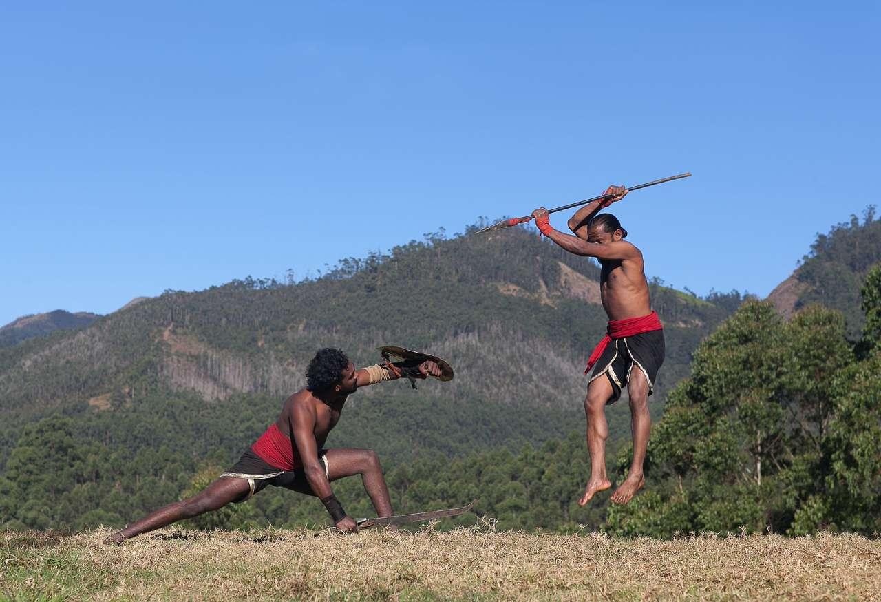 walki plemienne