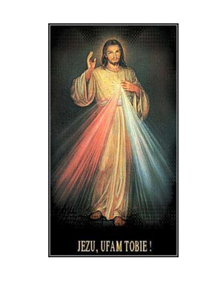Pan Jezus Miłosierny