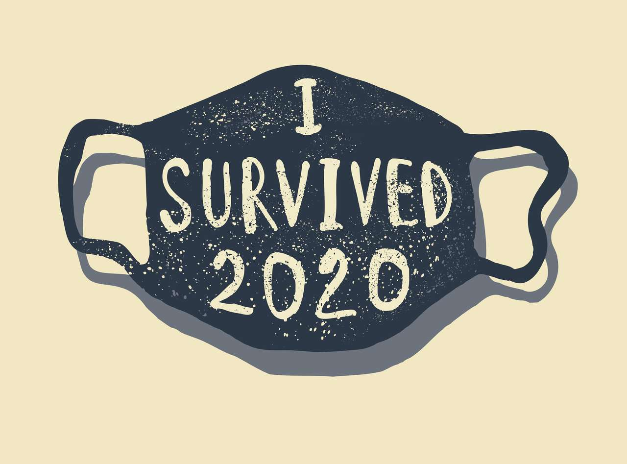 Przeżyłem rok 2020