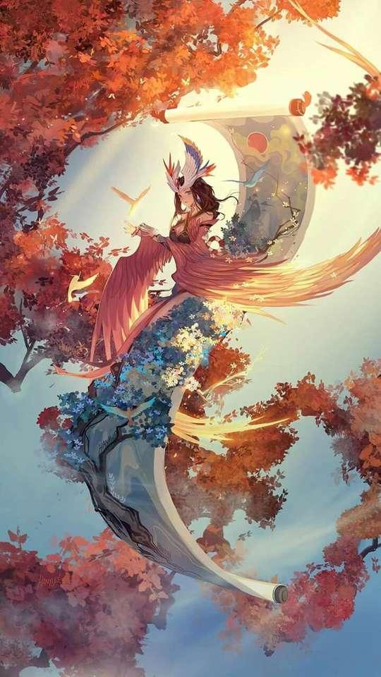 Sztuka skrzydeł
