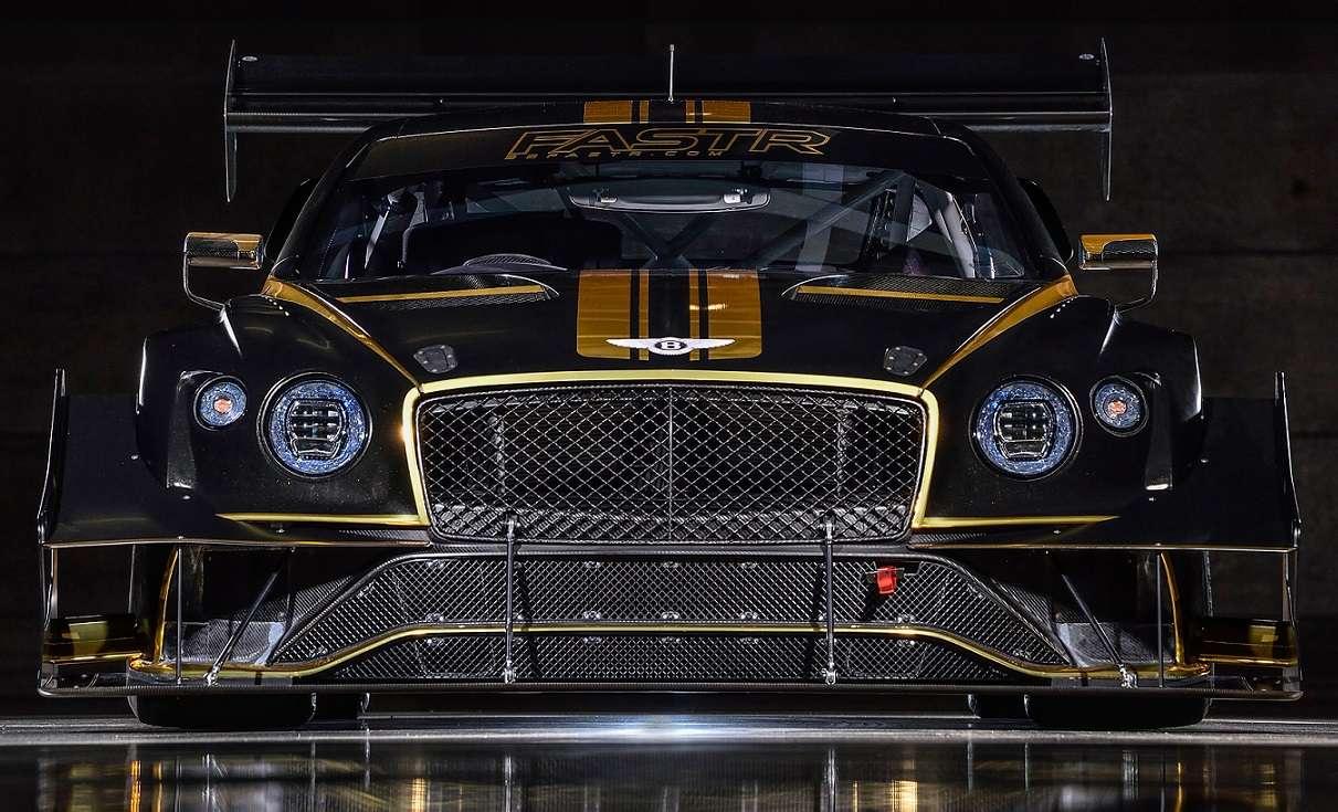 Bentley's Pikes Peak Racer
