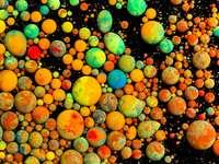 kolorowe kule