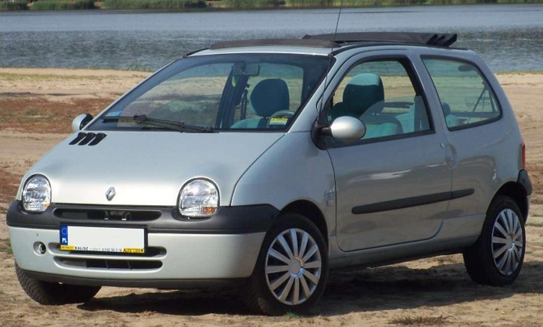 Renault Twingo Gray Coupe