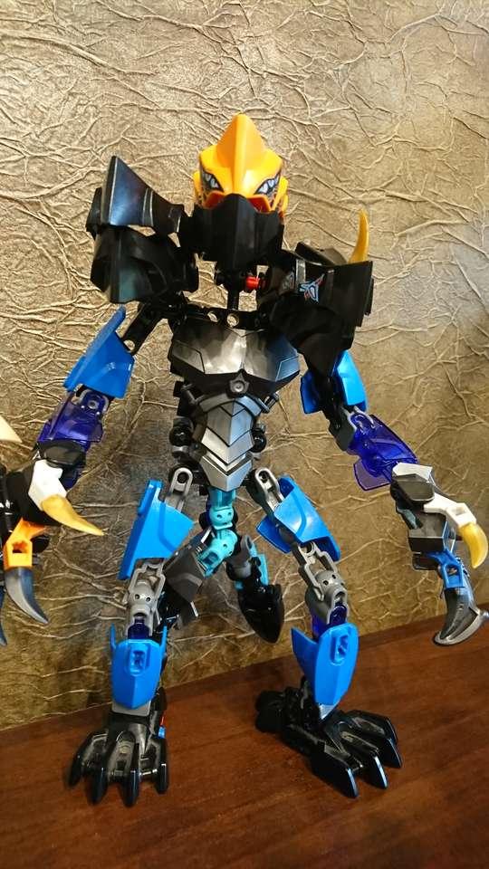 lego bionicle puzzle