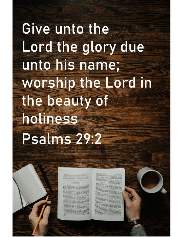 Psalms 29 and 2
