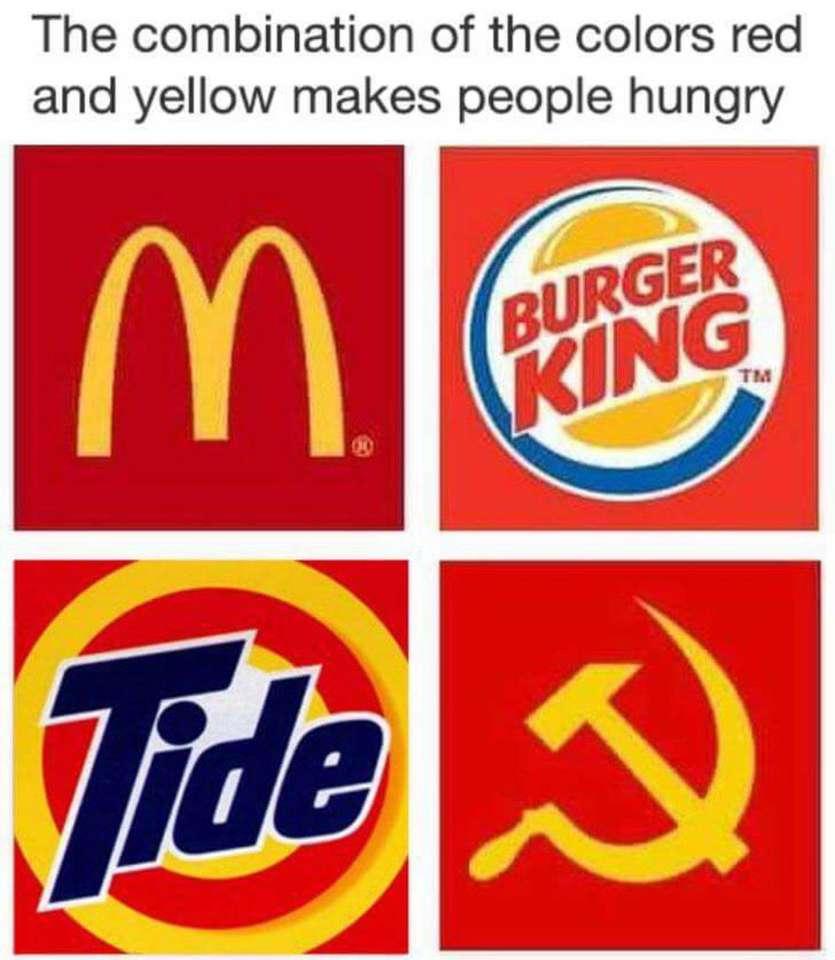 Komunizm. puzzle