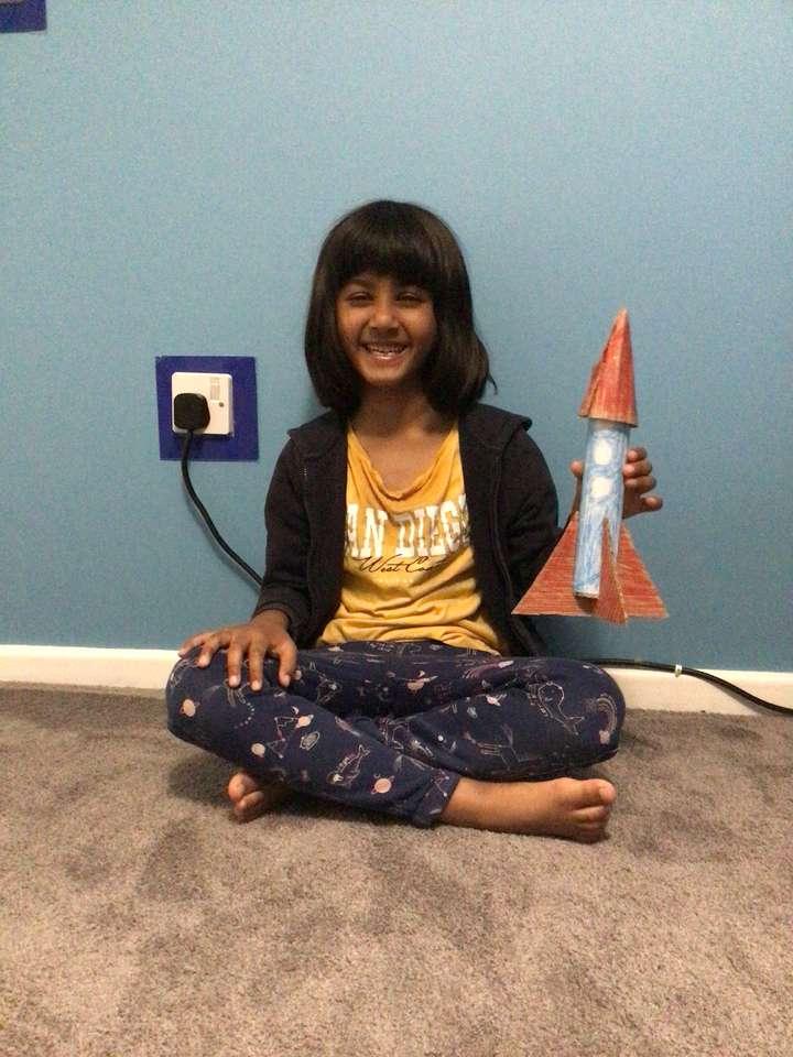 Dhriti Patel. puzzle online