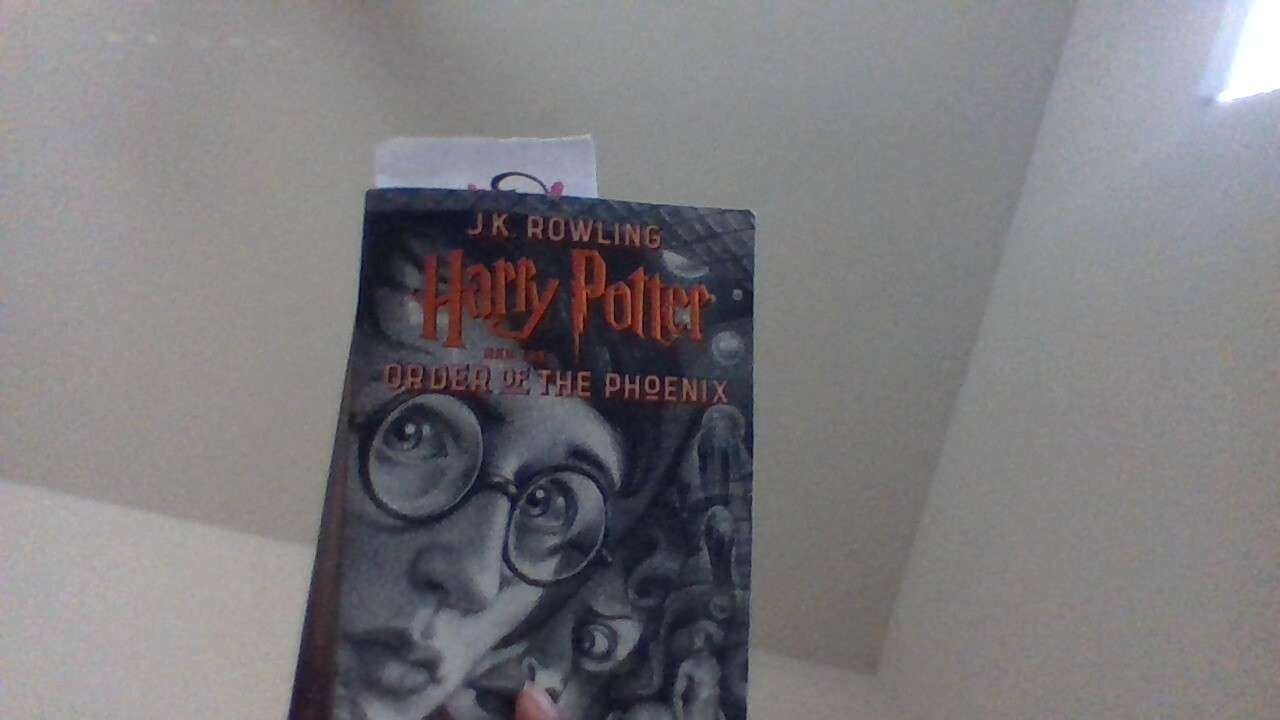 Harry Potter Book.