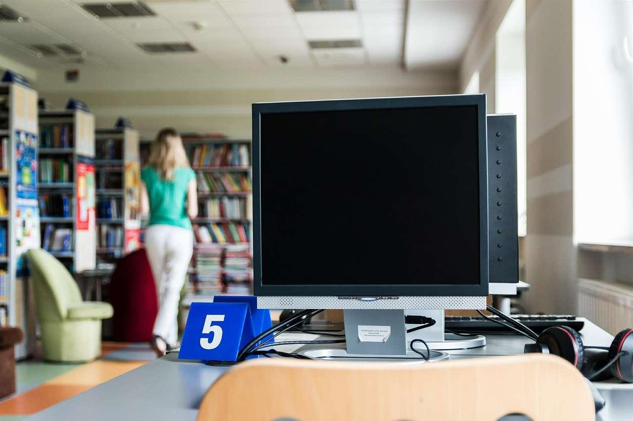 Komputer biblioteczny