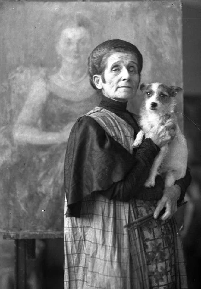 Olga Boznańska - polski artysta