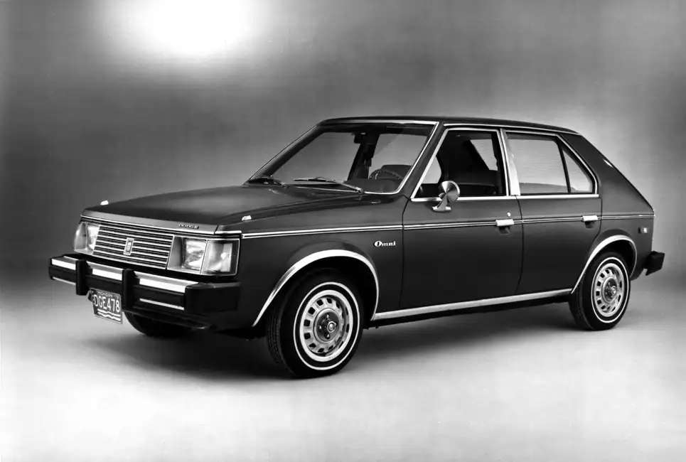 Dodge Omni - '85