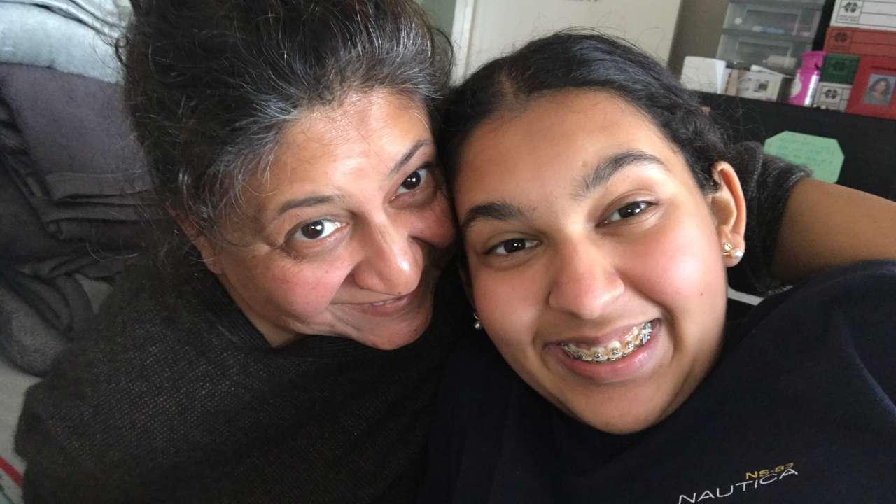 Mama i niedźwiadek puzzle ze zdjęcia