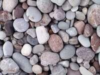 Kamienie morskie.