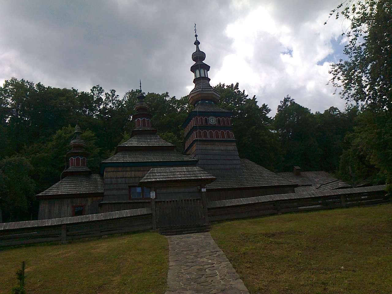 Cerkiew - Bardejowskie Kupele
