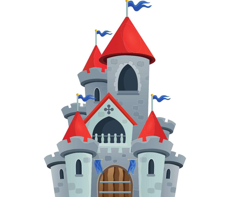 Zamek puzzle