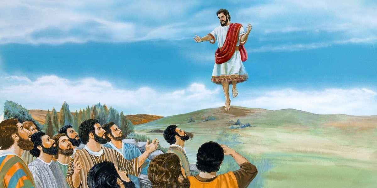 Jezus i jego uczniowie