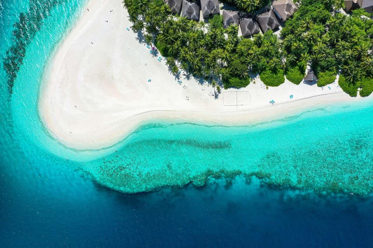 Wyspa Paradise.
