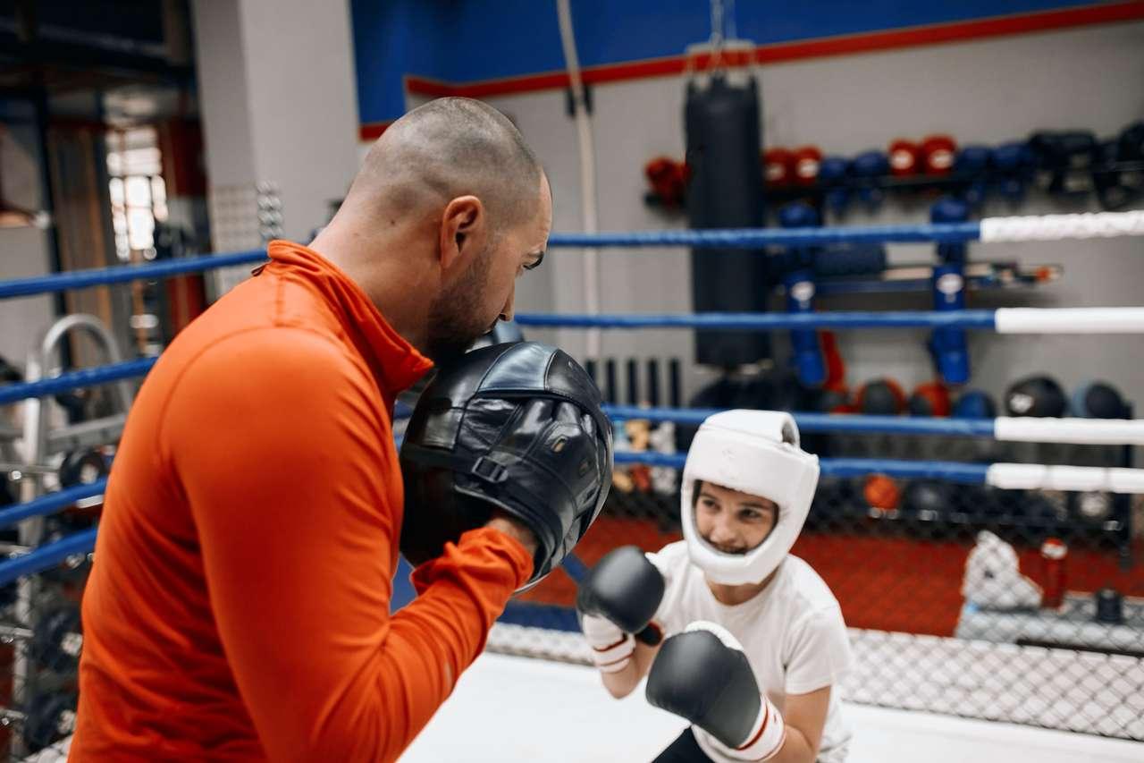 szkolenie instruktora walki z dzieckiem