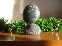 Kamienie zen. puzzle ze zdjęcia
