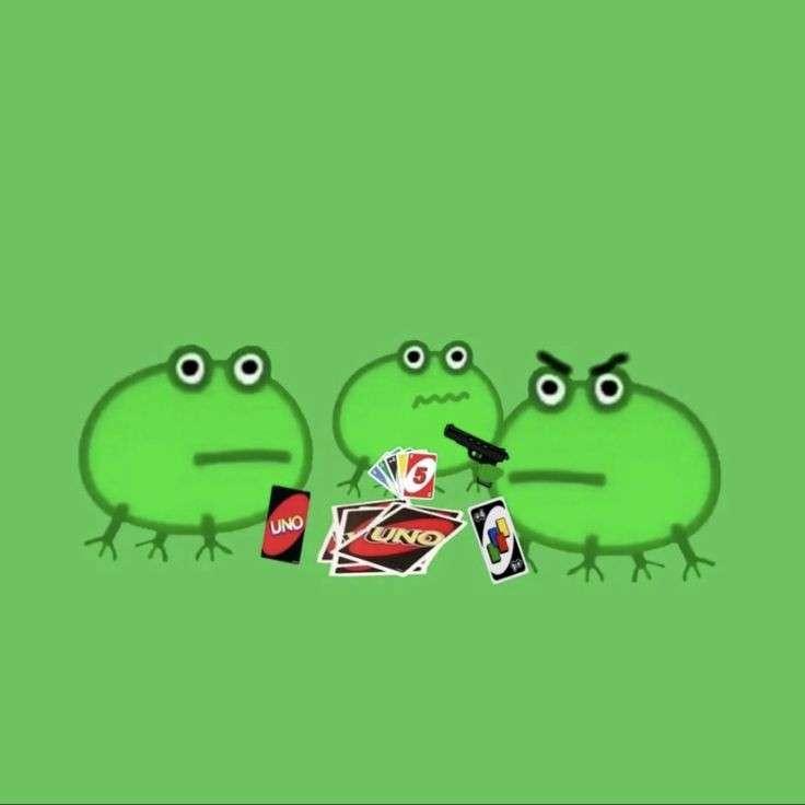 uno momento senior żaba