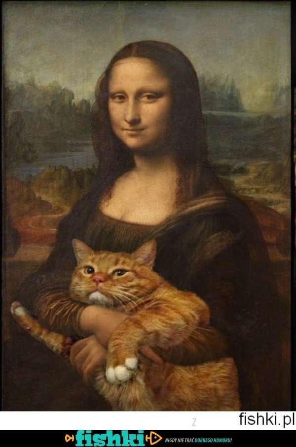 Dama z kociczką