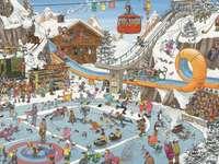 JAN VAN HAASTEREN Sporty zimowe