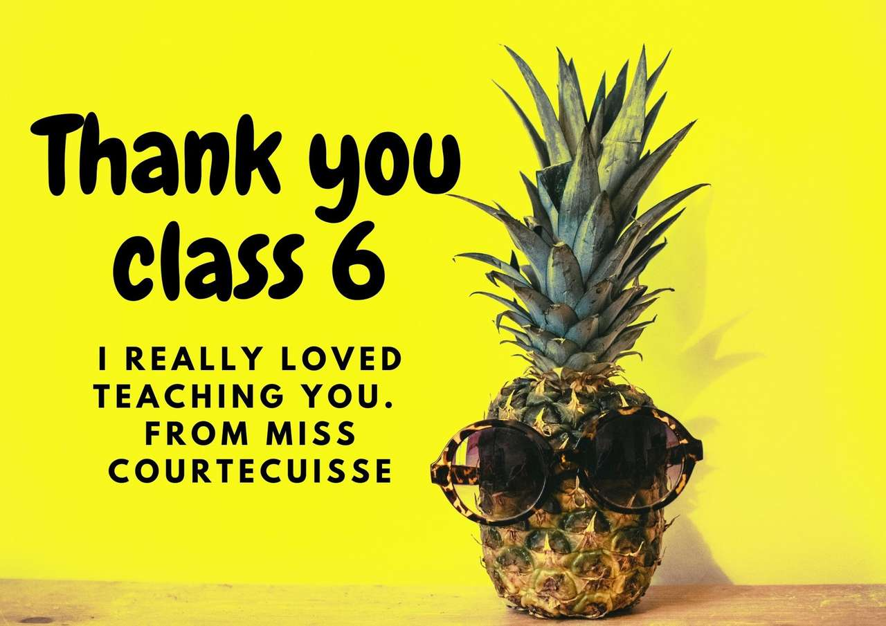 Dziękuję Ci 6