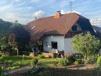 Dom w Niemczech. puzzle online