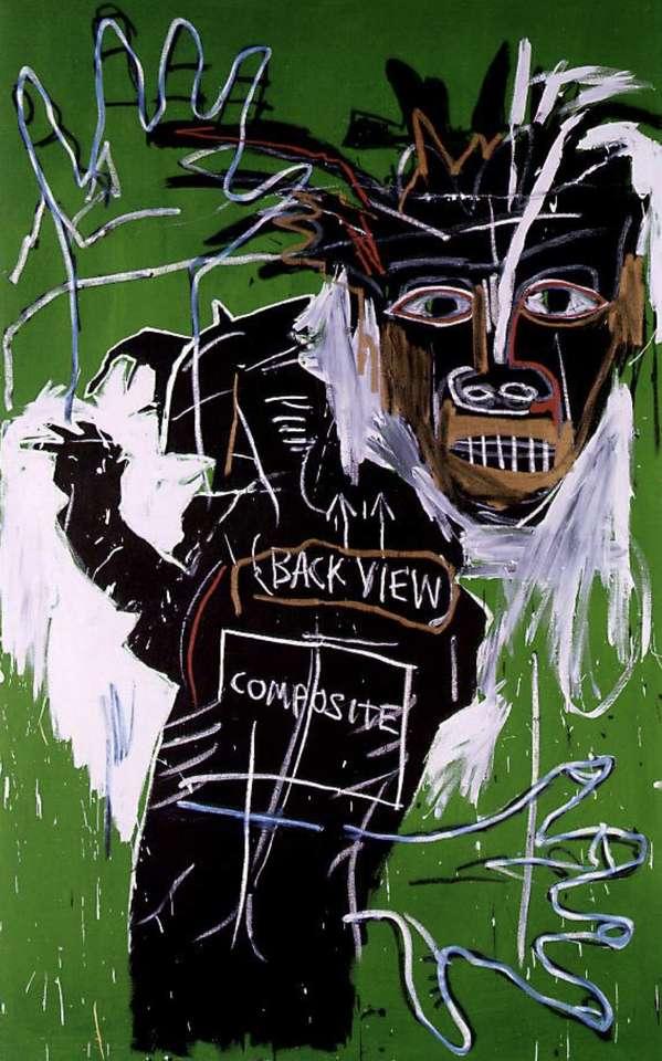 Malarstwo Basquiat 5.