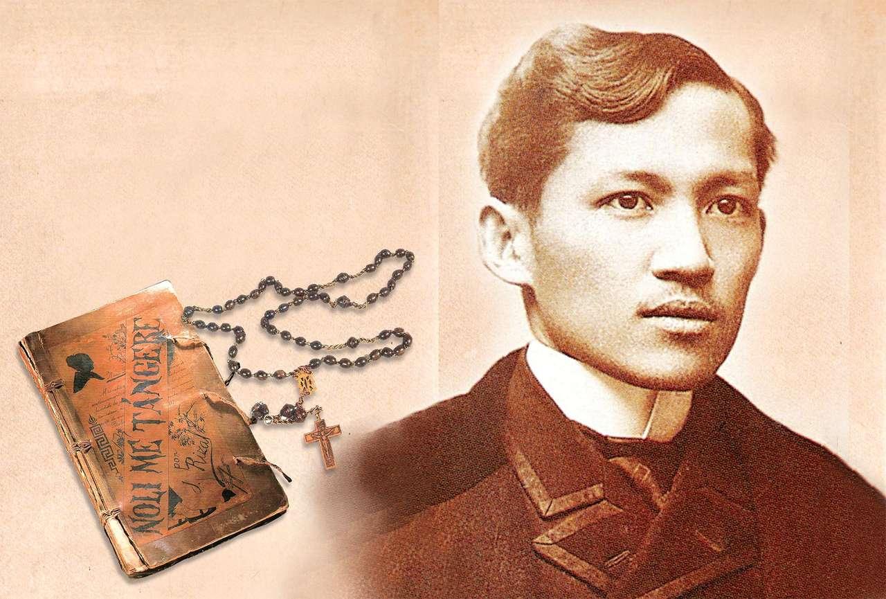 Jose Rizal.
