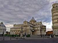 Włochy Miasto Piza puzzle online
