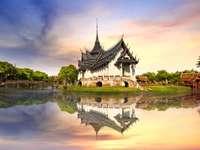 Pałac Sanfet Prasat.