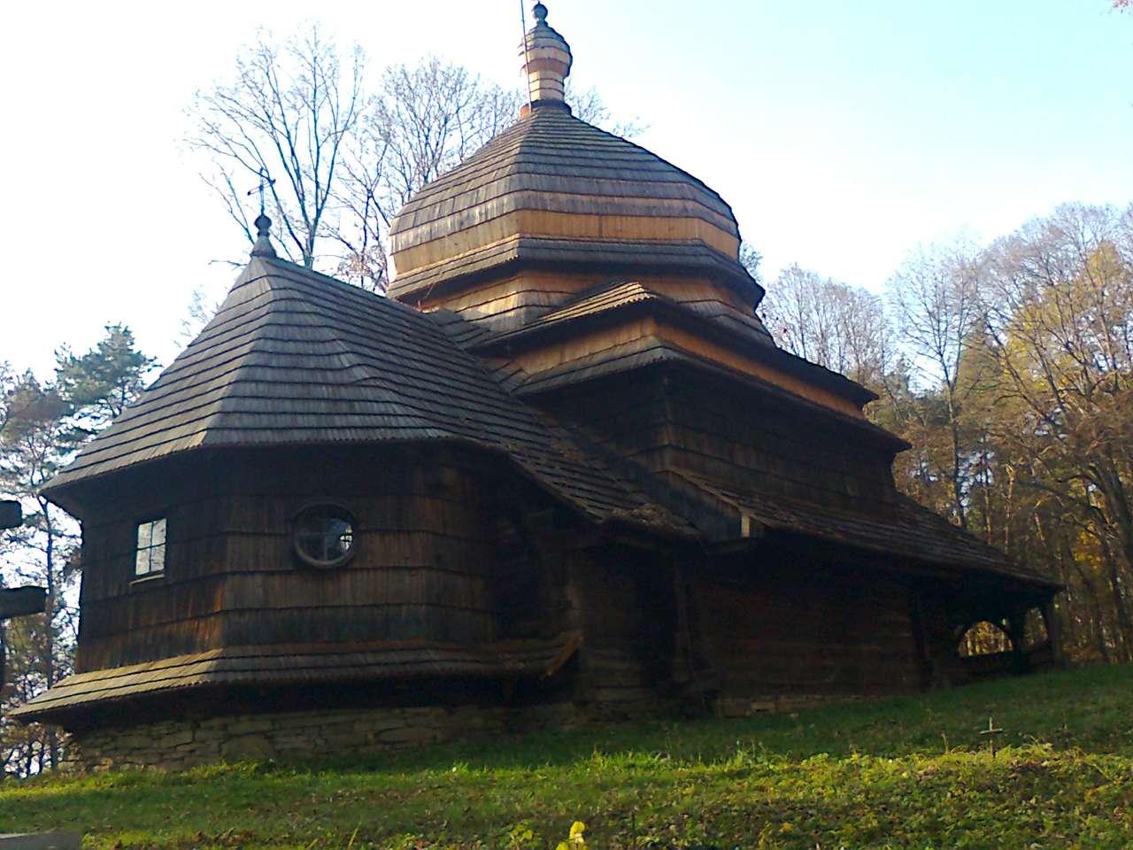 Cerkiew - Bieszczady