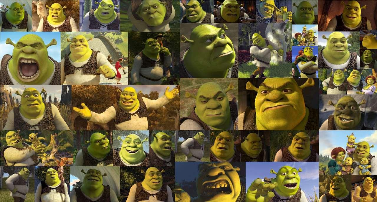 Shrek to życie